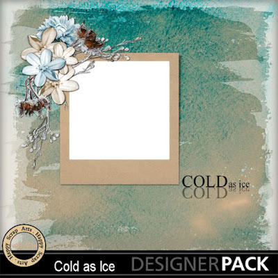 New kit Cold as Ice and featured designer 45% off and stm freebie