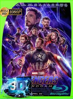 Avengers: Endgame (2019) 3D SBS [1080p] Latino [GoogleDrive] SilvestreHD