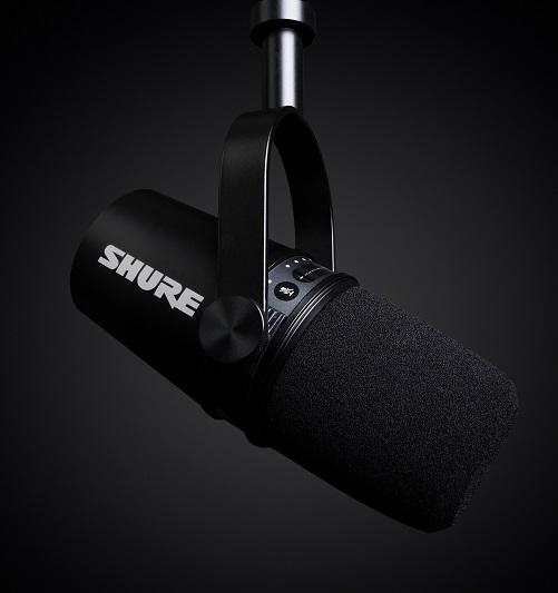 Shure MV7 Podcast Microphone