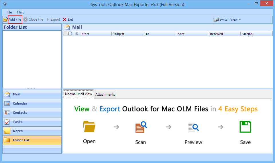 Extract Emails From OLM File - Through Easiest Approaches