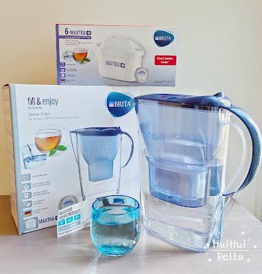 健康生活易網購防疫必備品~德國BRITA家用方便濾水壺