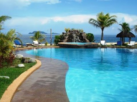 Sara 39 s escapades apo island dumaguete - Hotels in dumaguete with swimming pool ...