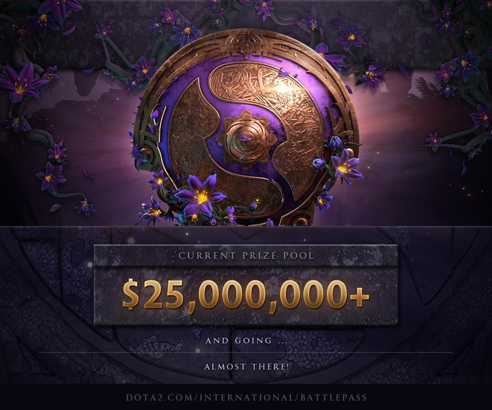 a11 - [DOTA 2] Quỹ giải thưởng của TI9 chạm ngưỡng 25 triệu đô và còn có khả năng tăng hơn nữa!