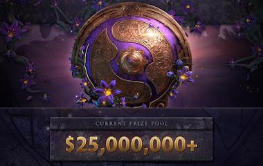 [DOTA 2] Quỹ giải thưởng của TI9 chạm ngưỡng 25 triệu đô và còn có khả năng tăng hơn nữa!