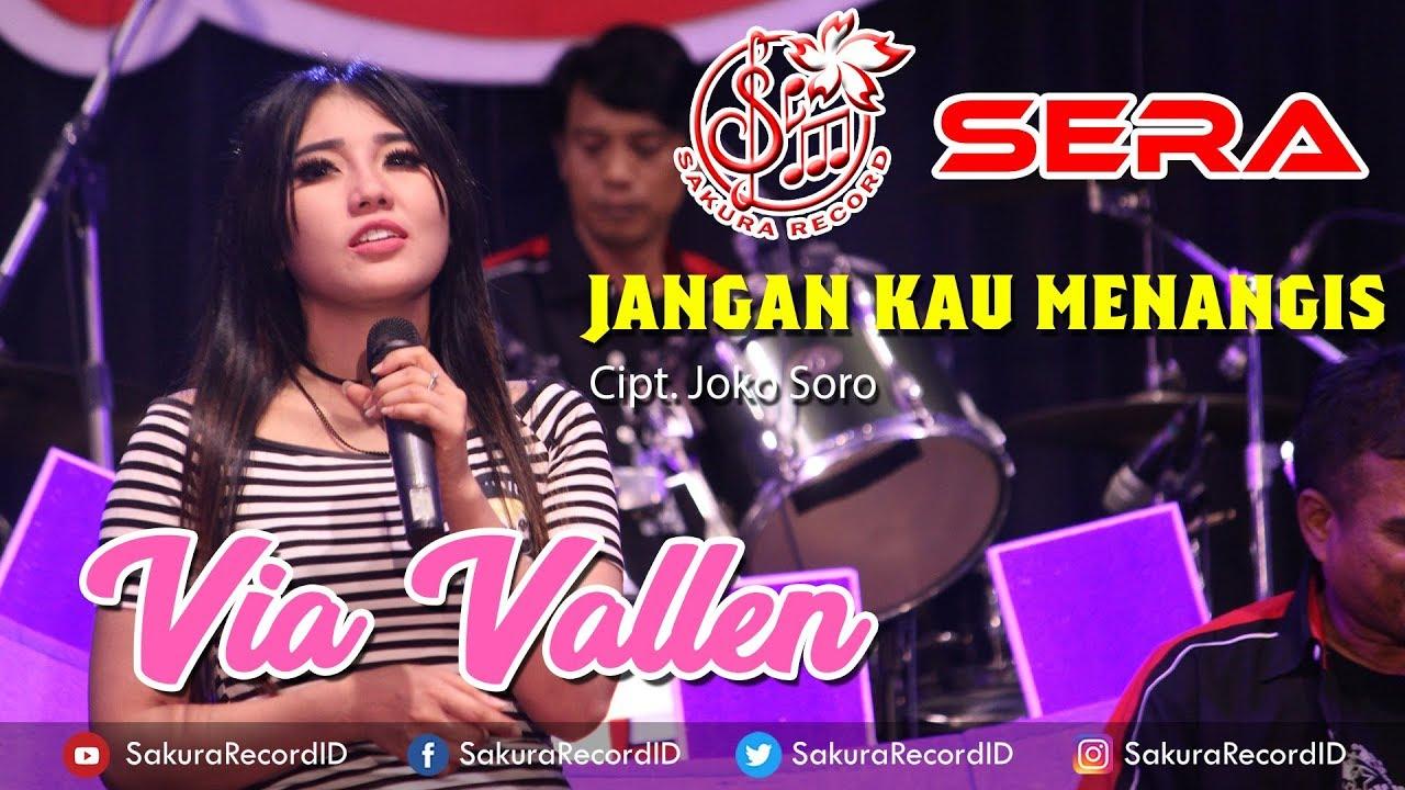 Jangan Kau Menangis - Via Vallen feat. Arya Dipangga