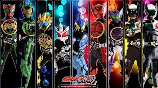 Masked Rider OZ