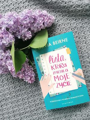 """Olivia Beirne - """"Lista, która zmieniła moje życie"""""""
