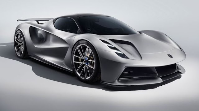 Lotus Evija, Calon Hypercar Listrik Lotus dengan Tenaga 2.000 HP