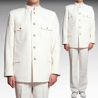 Пошив Кадетский костюм парадный для кадетов Россия белый тк габардин воротник стойка без отделка