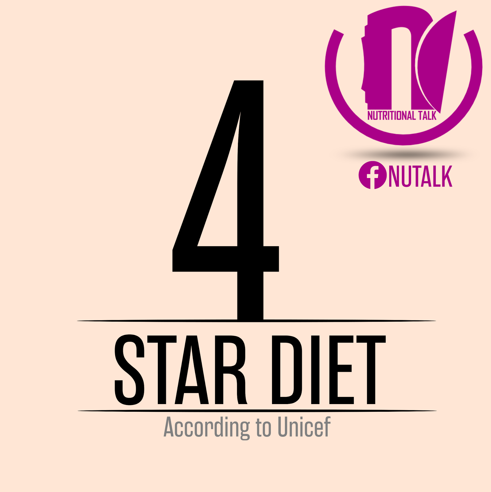 nwg works planning a star diet the new balanced diet a 4 star diet is a new method of making sure that your meals are balanced and contain foods from all the food groups