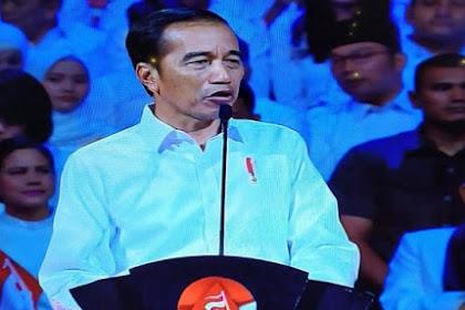 "Walhi: Diksi ""Hajar"" Jokowi Membuat Rakyat Terancam"