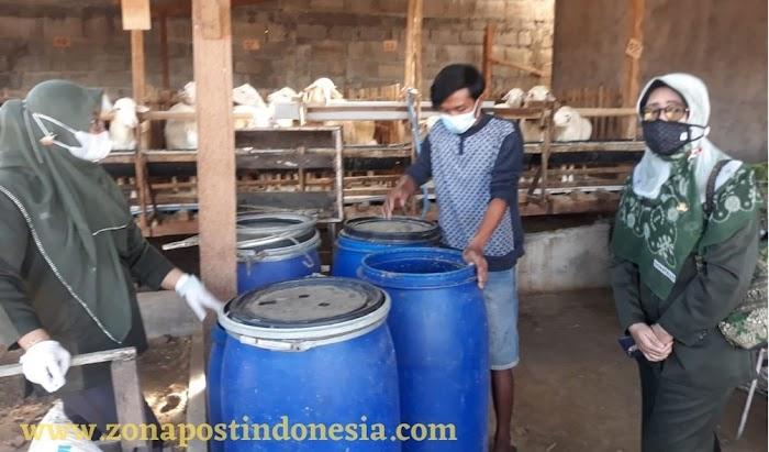 Tim Monitoring Dan Pemeriksaan Hewan Kurban DPKH Kabupaten Situbondo, Lakukan Pengecekan Kesehatan Hewan Ternak Kurban