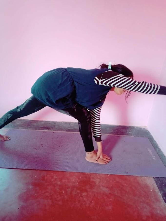 Angle posture