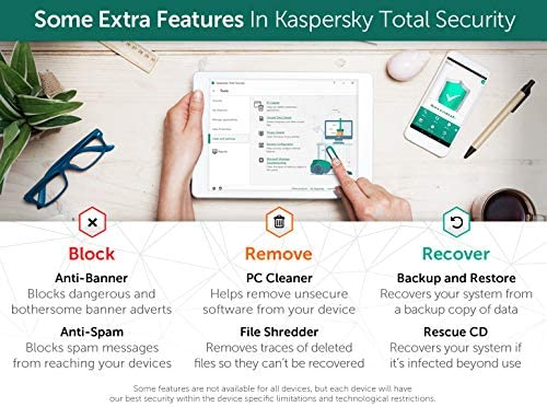 Kaspersky Total Security 2021: A comprehensive set of security tools for the whole family
