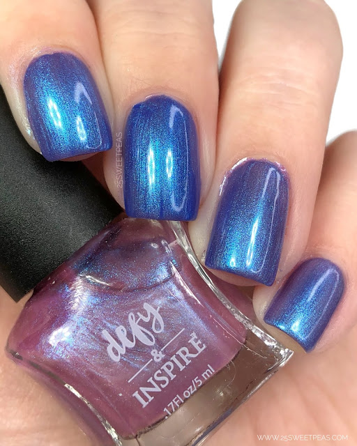 Defy and Inspire Nail Polish