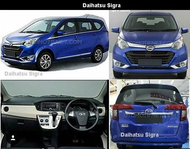 Harga Daihatsu Sigra Medan