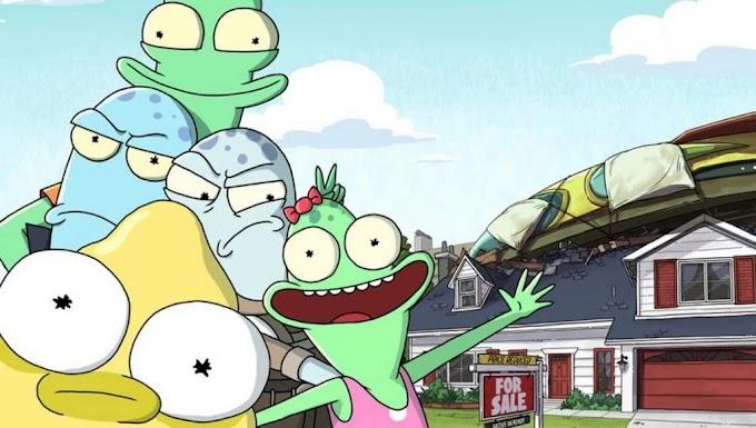 Sola opposites presenta el trailer de la segunda temporadas.