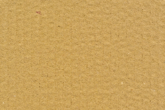 Flat cardboard texture