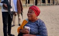The woman was recently promoted to Assistant Headmistress by Borno Governor gets cash gift of One million naIra