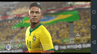 UPDATED -  Download PES 2016 For PPSSPP, PSP AND PC 1