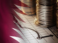 Qatar's stock market retreated after Fitch cut its credit rating