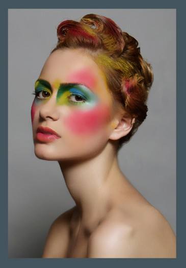 Fashion Makeup: High Fashion Makeup Looks