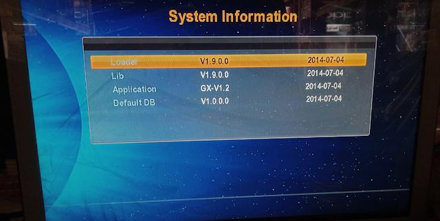 GX6605_S01_V1.4 BOARD TYPE HD RECEIVER DUMP FILE