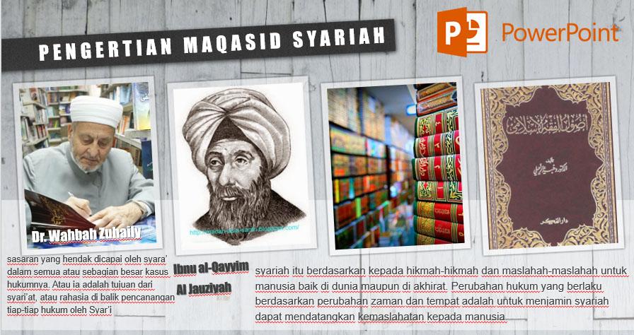 maqasid syariah Report abuse transcript of prinsip maqasid syariah dan aplikasi dalam hubungan memelihara harta prinsip maqasid syar'iyyah (a-mal) setiap harta kekayaan (al-mal) dapat.