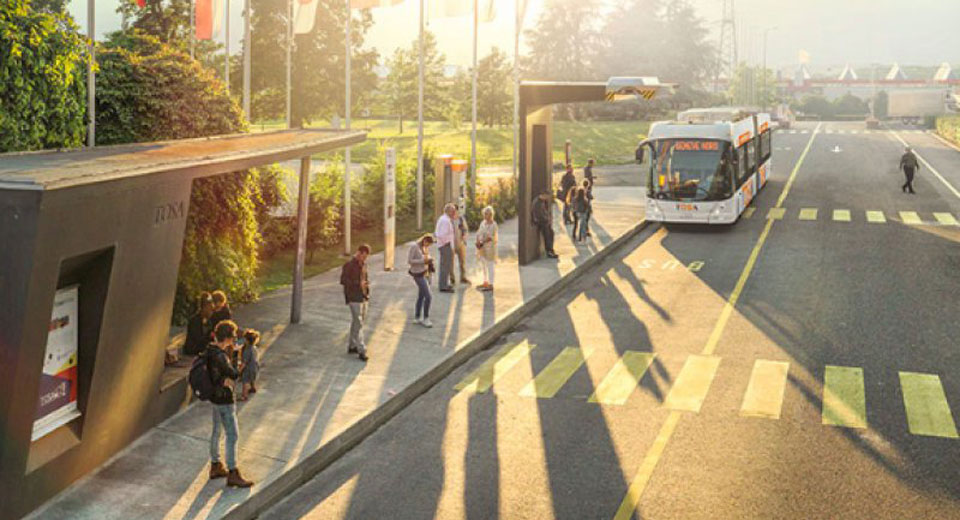 Beat That, Tesla: Geneva Buses To Get 15-Second 'Flash Chargers'
