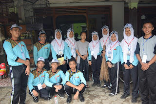 LDK OSIS SMA Negeri 2 Kudus Tahun 2016