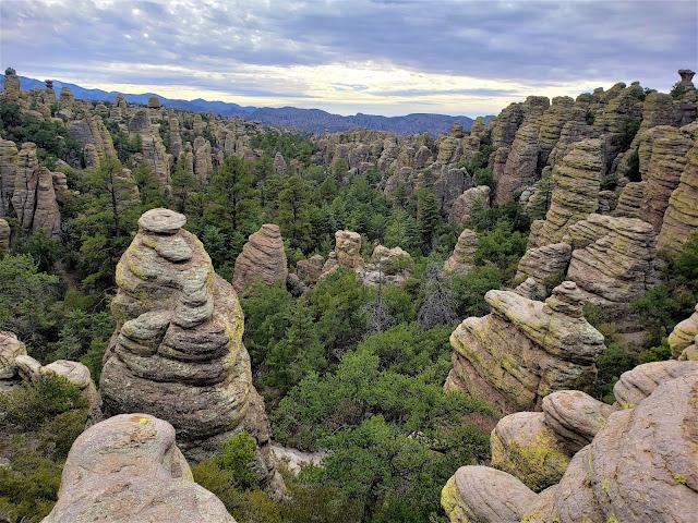 heart rocks chiricahua national monument arizona