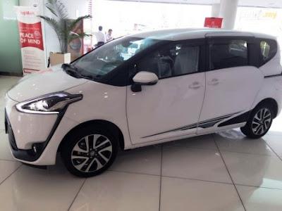 Kredit Toyota Sienta Promo GIIAS 2017