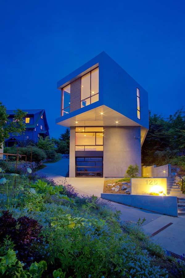 Desain Interior Rumah untuk Atap Terbuka  apa saja