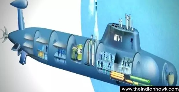 India's second nuclear-powered ballistic submarine (SSBN) INS Arighat