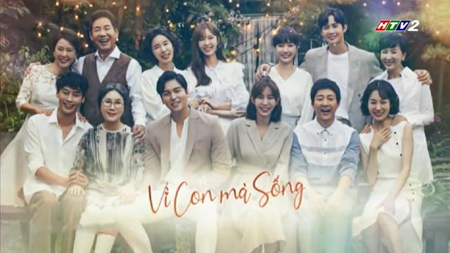 Vì Con Mà Sống – Trọn Bộ Tập Cuối (Phim Hàn Quốc HTV2 – VTVcab1 Lồng Tiếng) – Người Duy Nhất Bên Em