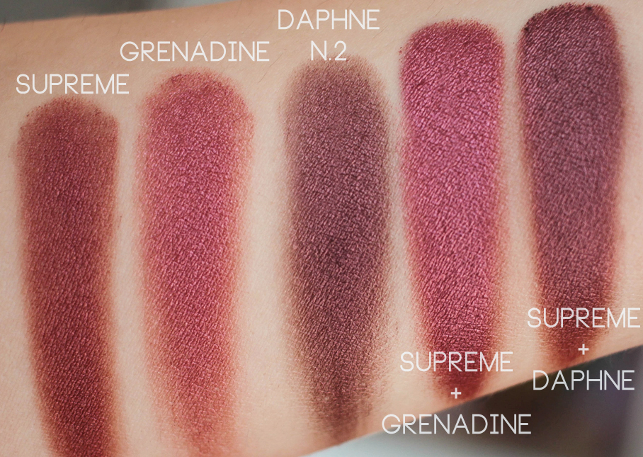Nabla Supreme Creme Shadow swatch