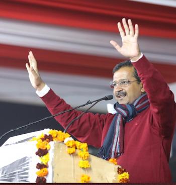 दिल्ली के चुनाव में हनुमान जी की एंट्री हो गई है