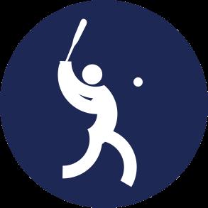 Icon Logo Bisbol-Sofbol Asian Games 2018