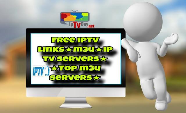 m3u iptv links ★free★ Top servers 10/02/2018  ★Daily Update 24/7★