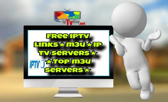 IPTV LINks PREMIUM M3U PLAYLIST FOR FREE 09-03-2019 ★Daily Update 24/7★IPTV (Internet Protocol television)