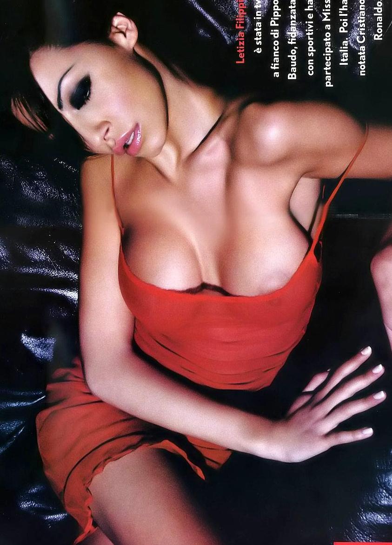 Letizia Filippi Nude, Sexy, The Fappening, Uncensored