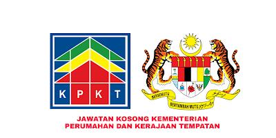 Jawatan Kosong Kementerian Perumahan dan Kerajaan Tempatan 2019