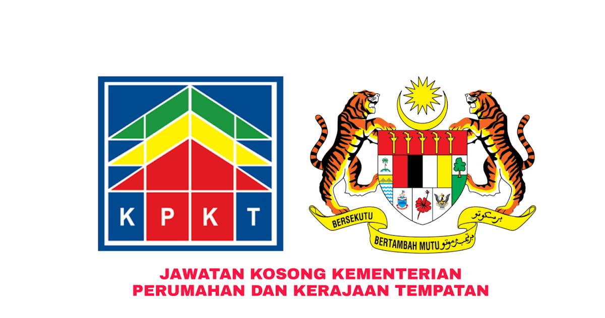 Jawatan Kosong Kementerian Perumahan Dan Kerajaan Tempatan 2019 Sumber Kerjaya