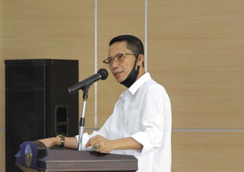 Di Kota Batam, Kegiatan Belajar Mengajar Pelajaran Tahun 2020/2021 Tetap Via Daring
