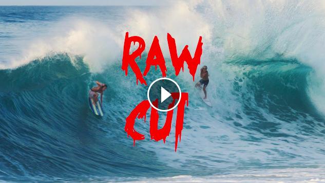 RAW CUT - Keiki Shorebreak