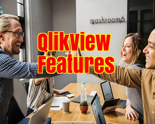 Real functional features present in Qlikview