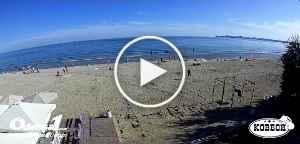 Лузанівка пляж веб камера