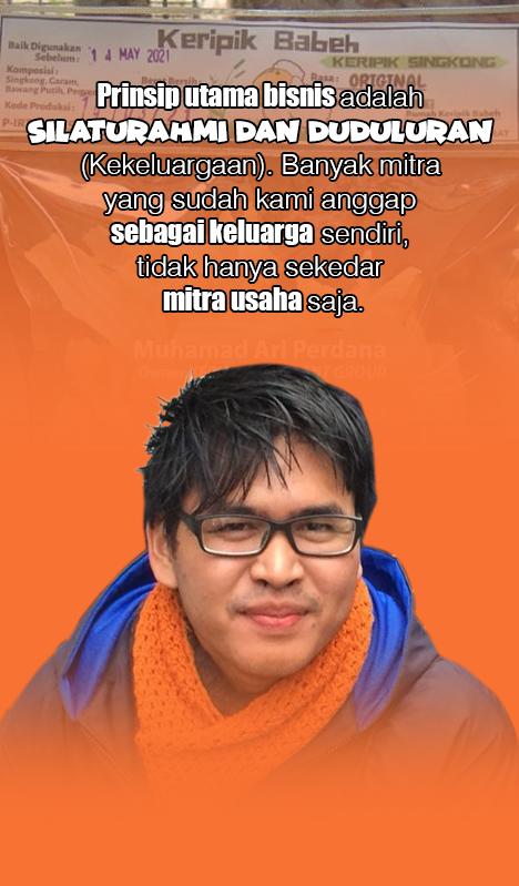 Mengenal Kang Ari - UKM Subang Punya Cerita