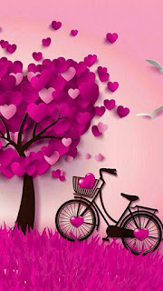 Download wallpaper wa pink