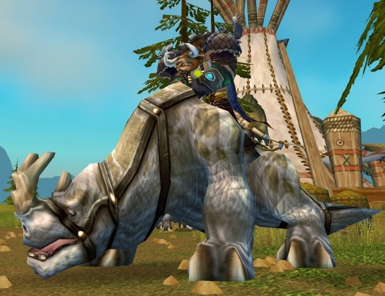 Wow tauren warrior leveling guide